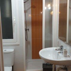 Отель Felipe IV Испания, Сан-Себастьян - отзывы, цены и фото номеров - забронировать отель Felipe IV онлайн ванная