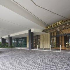 Park Hotel Farrer Park парковка