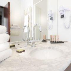 Отель Montfleuri Hotel Франция, Париж - 1 отзыв об отеле, цены и фото номеров - забронировать отель Montfleuri Hotel онлайн ванная