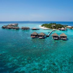Отель Adaaran Prestige Vadoo пляж