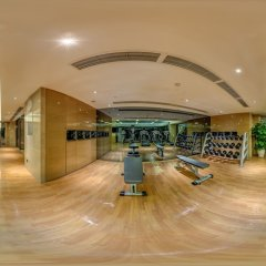 Отель Holiday Inn Chengdu Oriental Plaza фитнесс-зал фото 2