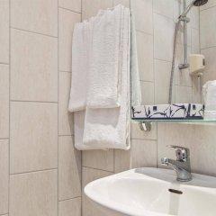 Отель Room Rent Prinsen Дания, Алборг - отзывы, цены и фото номеров - забронировать отель Room Rent Prinsen онлайн ванная фото 2