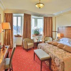 Гостиница Золотое кольцо 5* Стандартный номер с двуспальной кроватью фото 8