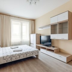 Апартаменты Apartment 477 on Mitinskaya 28 bldg 3 комната для гостей фото 3