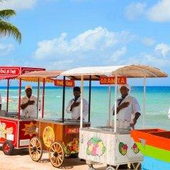 Отель Hyatt Ziva Rose Hall Ямайка, Монтего-Бей - отзывы, цены и фото номеров - забронировать отель Hyatt Ziva Rose Hall онлайн городской автобус