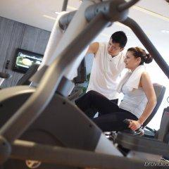 Отель InterContinental Shanghai Jing' An фитнесс-зал
