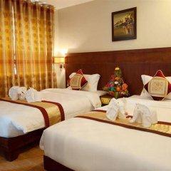 Отель Gold Hotel Hue Вьетнам, Хюэ - отзывы, цены и фото номеров - забронировать отель Gold Hotel Hue онлайн комната для гостей фото 3