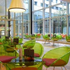 Отель Thon Residence EU гостиничный бар