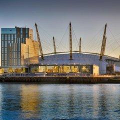 Отель InterContinental London - The O2 Великобритания, Лондон - отзывы, цены и фото номеров - забронировать отель InterContinental London - The O2 онлайн приотельная территория фото 2