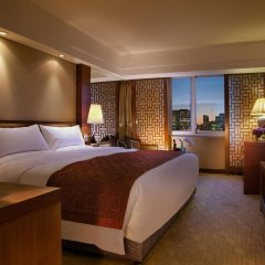 Beijing Continental Grand Hotel комната для гостей фото 2