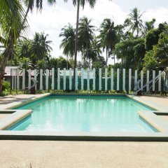 Отель Coco House Samui Самуи бассейн