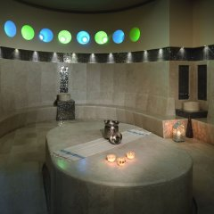 Отель Movenpick Resort & Spa Dead Sea сауна