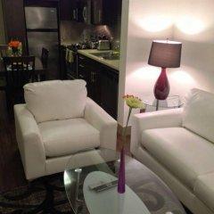 Отель Downtown LA Extended Stay комната для гостей