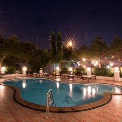 Great Residence Hotel бассейн