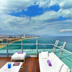 Отель W Barcelona балкон