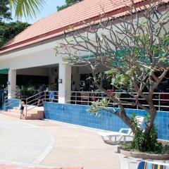 Отель View Talay 3 Beach Apartments Таиланд, Паттайя - отзывы, цены и фото номеров - забронировать отель View Talay 3 Beach Apartments онлайн бассейн