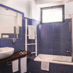 Отель Magaggiari Hotel Resort Италия, Чинизи - отзывы, цены и фото номеров - забронировать отель Magaggiari Hotel Resort онлайн ванная