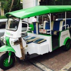 Отель CITICHIC Sukhumvit 13 Bangkok by Compass Hospitality городской автобус