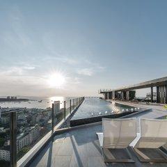 Отель THE BASE By FIONA Паттайя балкон