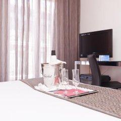 Отель Apartamentos Leganitos Испания, Мадрид - отзывы, цены и фото номеров - забронировать отель Apartamentos Leganitos онлайн удобства в номере фото 2