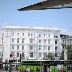 Novum Hotel Graf Moltke Гамбург фото 8