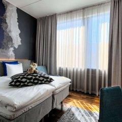 Отель GLO Hotel Espoo Sello Финляндия, Эспоо - 6 отзывов об отеле, цены и фото номеров - забронировать отель GLO Hotel Espoo Sello онлайн комната для гостей фото 3