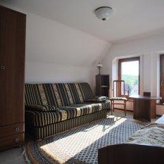 Отель Szarotka Закопане комната для гостей фото 4