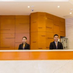 JI Hotel Nanchang Eight One Square интерьер отеля фото 3