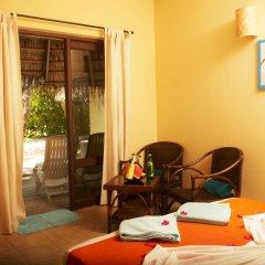 Отель Kuredu Island Resort балкон