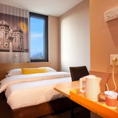 Отель Leto Motel Мюнхен комната для гостей фото 3