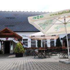 Hotel Koliba Литомержице питание