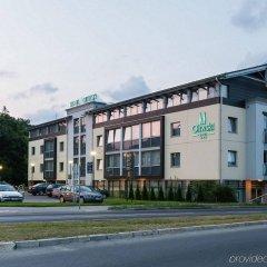 Отель Oliwski Hotel Польша, Гданьск - отзывы, цены и фото номеров - забронировать отель Oliwski Hotel онлайн парковка