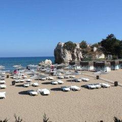 Mavi Beyaz Hotel Beach Club Силифке пляж