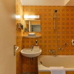 Отель FIDELIO Мюнхен ванная фото 2