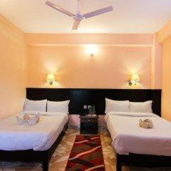 Отель Middle Path Непал, Покхара - отзывы, цены и фото номеров - забронировать отель Middle Path онлайн комната для гостей фото 2