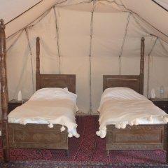 Отель Ksar Tin Hinan Марокко, Мерзуга - отзывы, цены и фото номеров - забронировать отель Ksar Tin Hinan онлайн комната для гостей фото 5