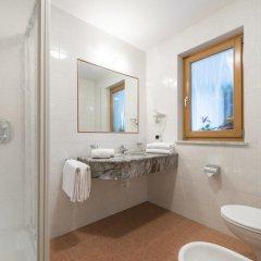 Отель Residence Ladurns Горнолыжный курорт Ортлер ванная