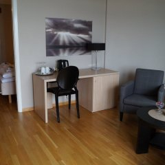 Отель Kjerringøy Bryggehotell комната для гостей фото 3