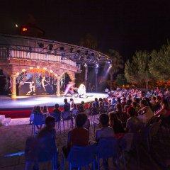 Bella Resort & Spa Турция, Сиде - отзывы, цены и фото номеров - забронировать отель Bella Resort & Spa - All Inclusive онлайн развлечения