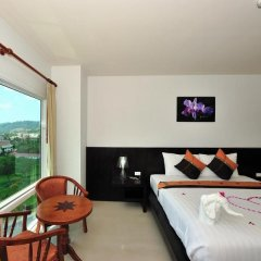 Отель Apk Resort 3* Стандартный номер фото 7