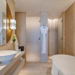 Отель Al Bandar Arjaan by Rotana 4* Апартаменты Премиум с различными типами кроватей фото 3