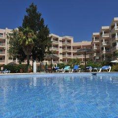 Отель Turim Estrela do Vau Hotel Португалия, Портимао - отзывы, цены и фото номеров - забронировать отель Turim Estrela do Vau Hotel онлайн бассейн фото 3