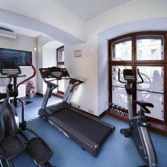 Отель Barcelo Brno Palace Брно фитнесс-зал фото 3
