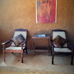 Отель Yakaduru Safari Village Yala комната для гостей фото 3