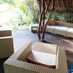 Отель Ninamu Resort - All Inclusive Французская Полинезия, Тикехау - отзывы, цены и фото номеров - забронировать отель Ninamu Resort - All Inclusive онлайн интерьер отеля фото 2