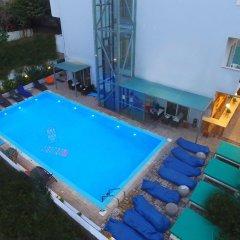 Hotel Parthenon City Родос бассейн