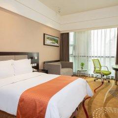 Отель Holiday Inn Express Chengdu Wuhou комната для гостей фото 3