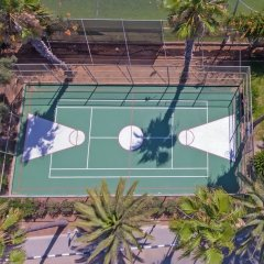 Dome Beach Hotel and Resort спортивное сооружение