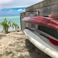 Отель TAHITI - Poeheivai Beach Французская Полинезия, Папеэте - отзывы, цены и фото номеров - забронировать отель TAHITI - Poeheivai Beach онлайн пляж фото 3