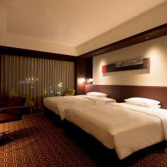 Отель Grand Hyatt Fukuoka Япония, Хаката - отзывы, цены и фото номеров - забронировать отель Grand Hyatt Fukuoka онлайн комната для гостей фото 4